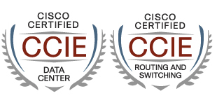 CCIE DC CCIE R&S